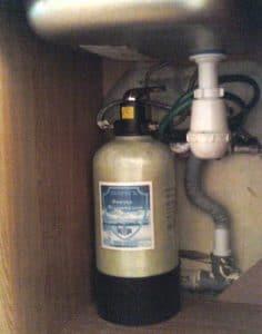 Станция очистки воды в квартире